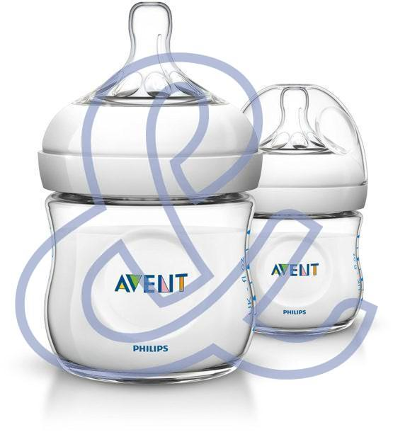 AVENT – Biberon Natural (125 ml)