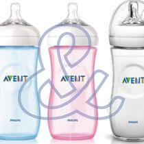 Philips Avent Biberon Natural 330ml