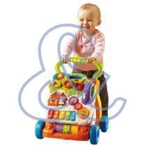 VTECH – Super Trotteur parlant 2 en 1 Orange