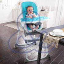 INGENUITY Chaise haute Trio 3-in-1 SmartClean High Chair™ – Vert d'eau